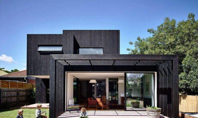 Contemporary House Elevations Styles Simple