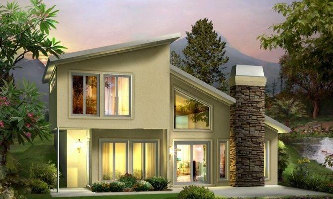 Contemporary House Plan Alp Chatham Design Group Plans