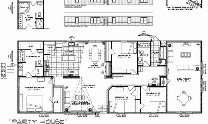 Contemporary House Plans Awesome Bedroom