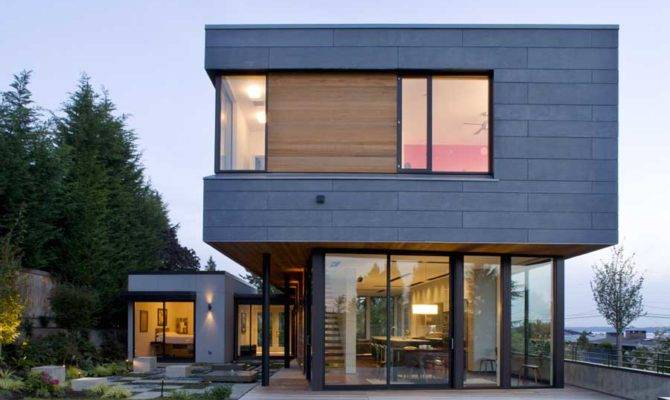Contemporary Houses Residences Architect
