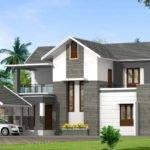 Contemporary Kerala House Plan