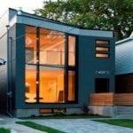 Contemporary Little House Plans Design
