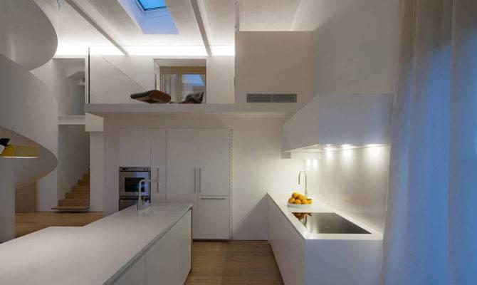 Contemporary Loft Apartment Treviso Italy