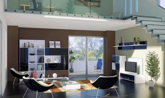 Contemporary Loft Design Ideas Interior Inspirations