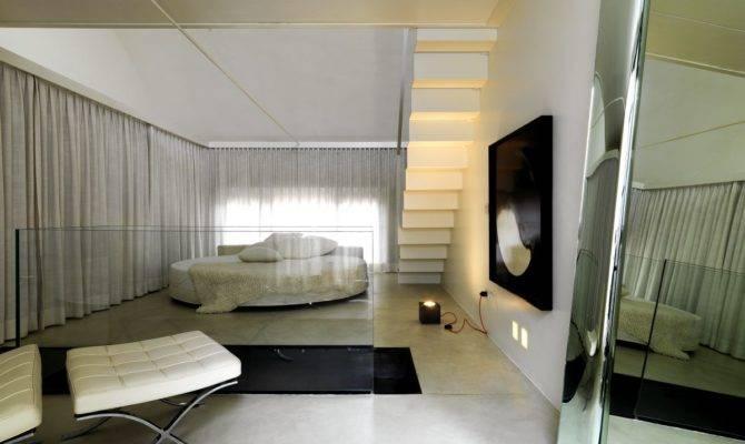 Contemporary Loft Design Ideas Interior