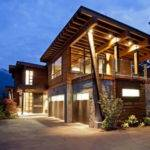 Contemporary Log Home Plans House Homes Photos