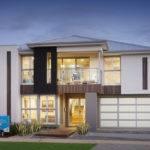 Contemporary Modern Double Storey House Home Design