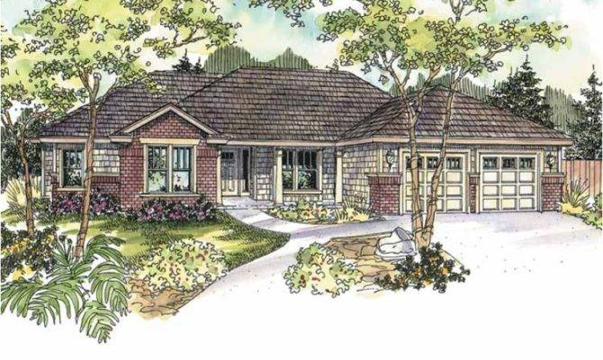 Contemporary Modern House Plan Square Feet Bedrooms