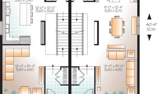 Contemporary Multi Home Floor