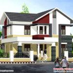 Contemporary Style Home House Design Plans