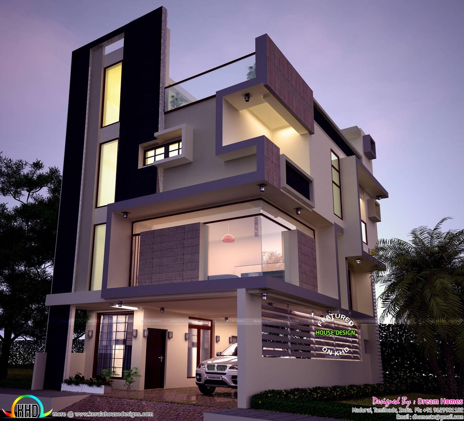 14 Best Simple Three Level House Designs Ideas House Plans