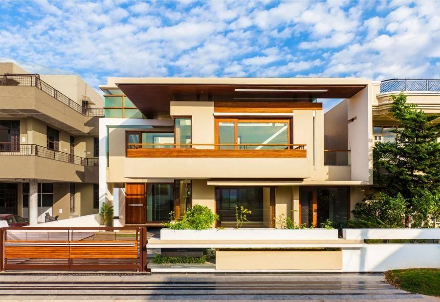 Contemporary Urban Home Designs - House Plans | #26211