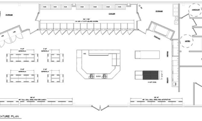 Convenience Store Design Company Floor