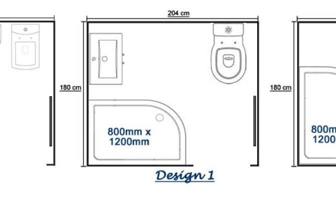 Convert Old Bathroom Modern Shower Room