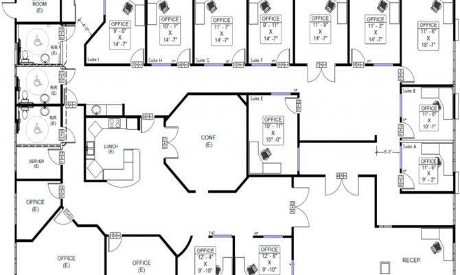 Cool Bedroom Layouts Commercial Office Building Floor