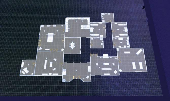 Cool Blueprints Sims House Plans
