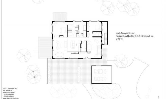 Cool Georgia Home Plans House