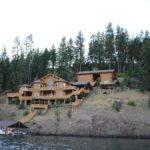 Cool House Hayden Lake Shit Pinterest
