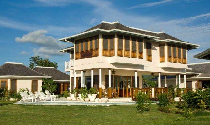 Cool Jamaican House Plans Architecture
