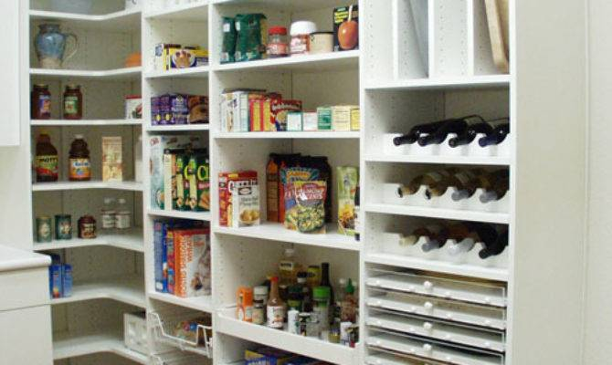 Cool Kitchen Pantry Design Ideas Modern House Plans