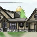 Cool Lake House Plan Pinterest
