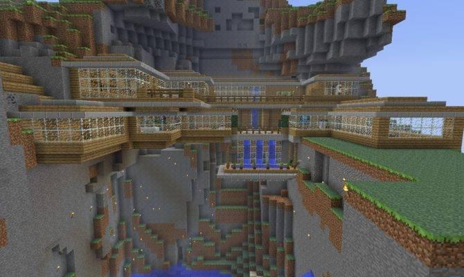 Cool Minecraft House Idea Pinterest House Plans 26292