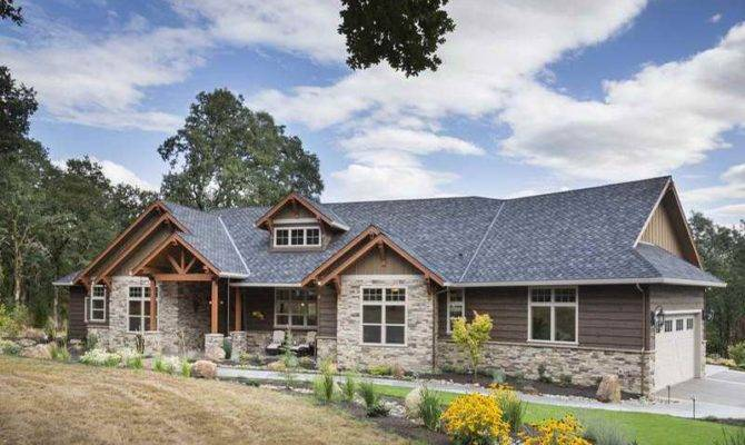 Cool Ranch Style House Plans Porches