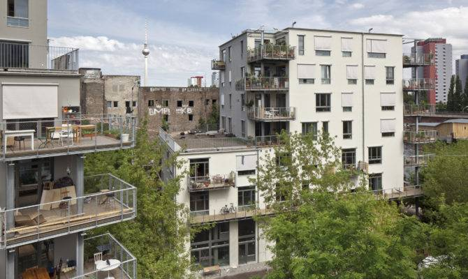 Coop Housing River Spreefeld Carpaneto Architekten
