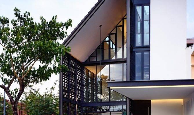 Corner Terrace House Singapore