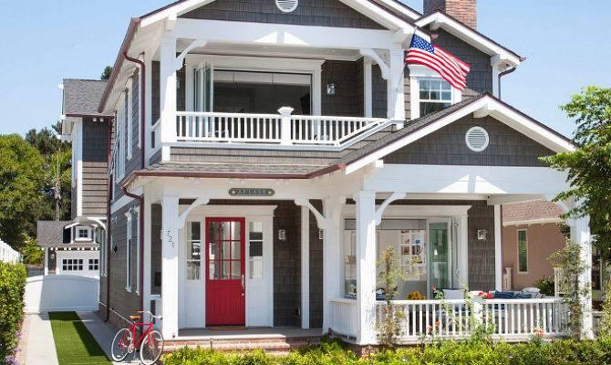 Coronado Island Beach House Coastal Interiors Home