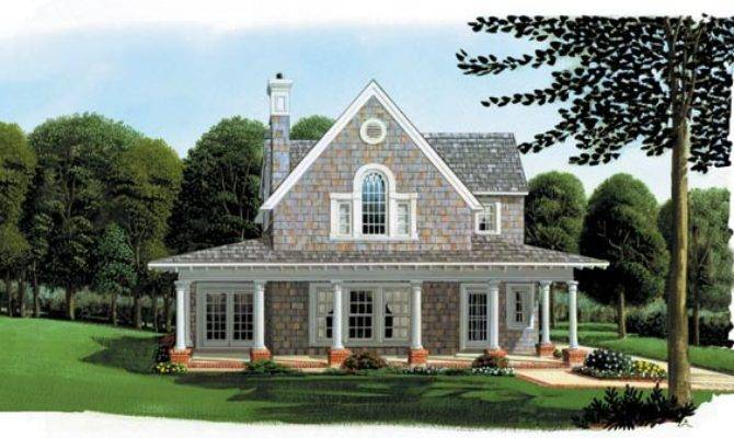 Cottage Country Craftsman Farmhouse House Plan