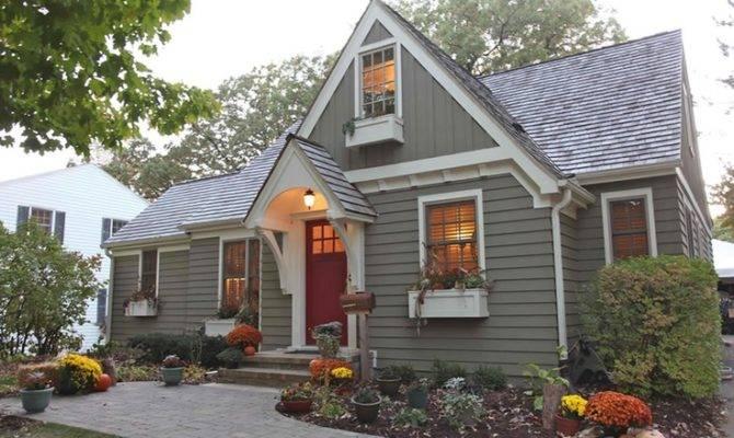 Cottage Curb Appeal Love Grandma Ideas Pinterest