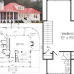 Cottage Designs Floor Plans Villageonthecove