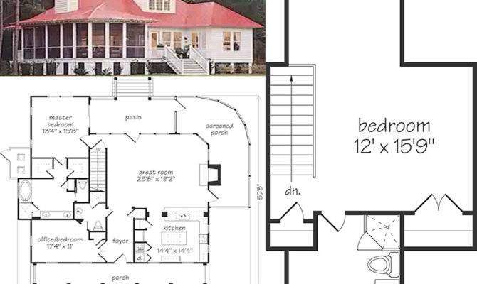 Cottage Designs Floor Plans Villageonthecove