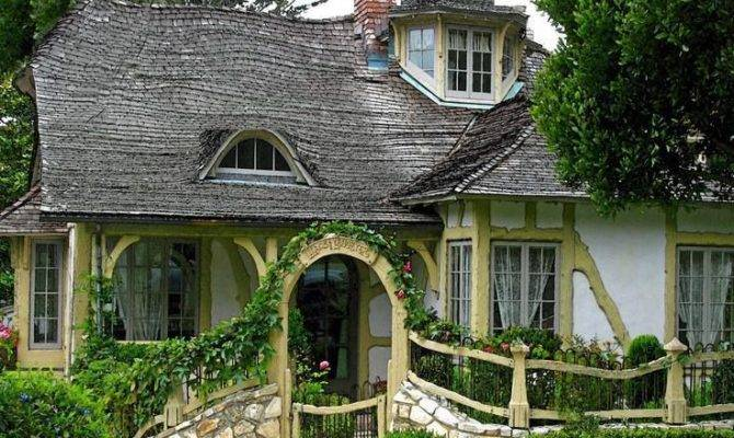 Cottage Dream House Home Pinterest