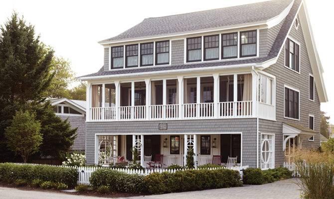 Cottage Hampton Beach Home Bunch Interior Design Luxury