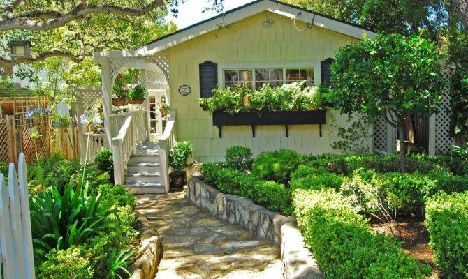 Cottage Homes Curb Appeal