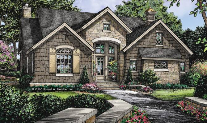Cottage House Plans Authentic English Plan Tiny Stone