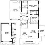 Cottage House Plans Branell Associated Designs