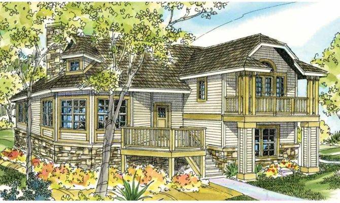Cottage House Plans Eagle Creek Associated Designs