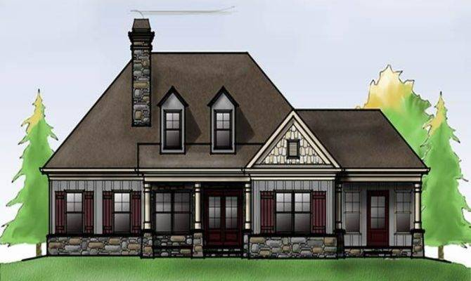 Cottage House Plans Wrap Around Porch
