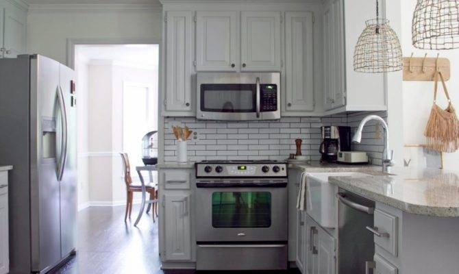 Cottage Kitchens Diy