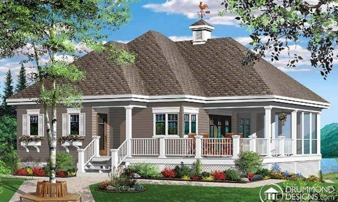 Cottage Plans Ontario Over House