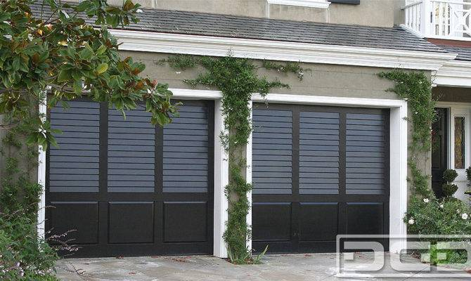 Cottage Style Garage Doors Door Shed Carriage