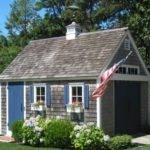 Cottage Style Outdoor Furniture Cape Cod Sheds