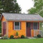 Cottage Style Storage Shed Plans House