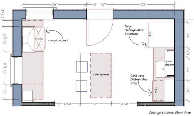 Cottage Talk Kitchen Layout Plans Design Manifestdesign Manifest
