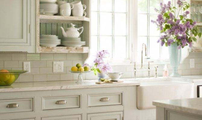 Cottage Vintage Shabby French Country