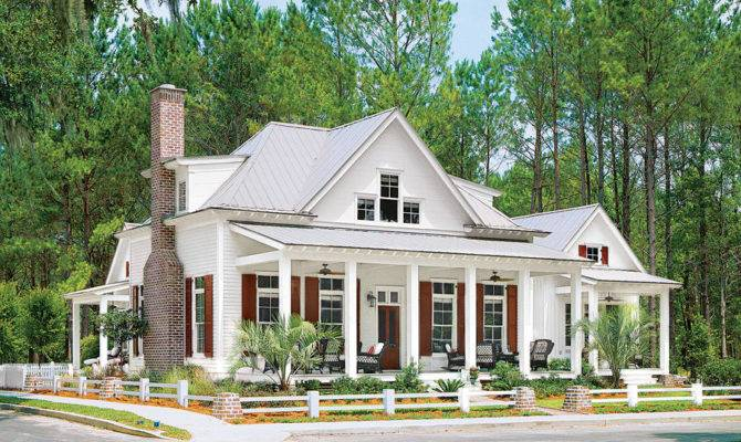 Cottage Year Best Selling House Plans Southern Living