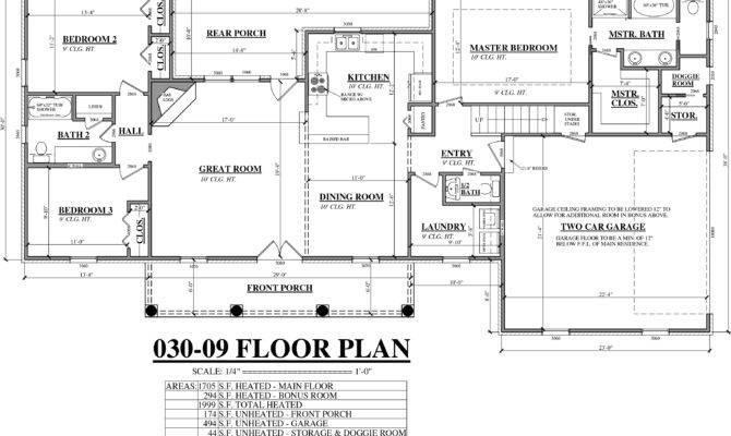 Cottages House Plans Flanagan Construction Chief